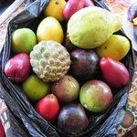 local organic fruit!
