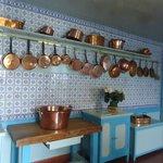 Fondation Claude Monet - Cozinha