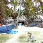 Zelte für die Camper