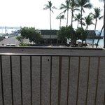 1st Oceanfront room view