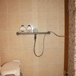 Accessible Shower (bring your own bathbench!!)