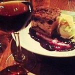 Dessert and dessert wine