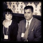 Dinner at the House of Lords with Sundus Al-Sabah & Dean Miah
