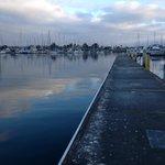 Public Docking area