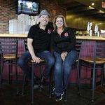 Ted & Cyndi Dorr, Founders & Head Pizza Fanatics!