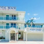 Crystal Beach Front View