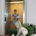 Elevator & Maid Service