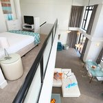 Penthouse mezzanine level