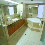 Penthouse master ensuite