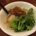 Le célèbre Cao Lau:le meilleur que l'on ai mangé en 2jours à Hoi An