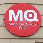 Museum Quarter sign