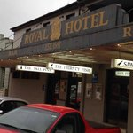 Royal Hotel Oberon