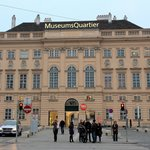 Museum Quarter in Vienna (2)