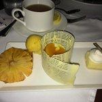 A vanilla dessert extravaganza!