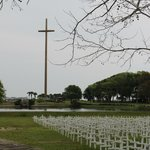 Big cross from museum