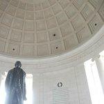 Jefferson, ceiling