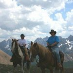 Boundary Ranch pack trip