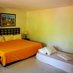 Bed room - Junior Suite