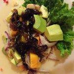 delicious green ceviche