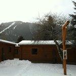 cozy little cabins