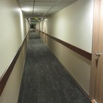 Couloirs à rénover...