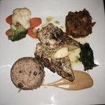 fantastic fish dish!