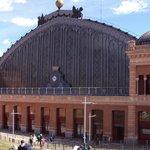 La entrada de Atocha