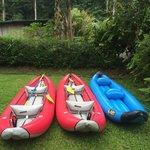 The Inflatable Kayaks