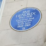 We learnt all about English Heritage Blue Plaques. London's blue plaques scheme, founded in 1866
