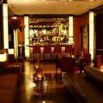 Hotel lobby/bar