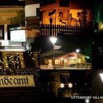 Uttendorf Village @ Night