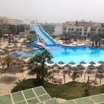 view from our room x