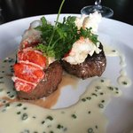 Sirloin & Lobster Tail