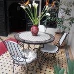 salle à manger /patio