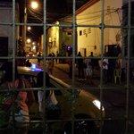 los antros de prostitucion, borrachos y ruido de enfrente