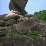 Donald Duck Bay, Similan Islands