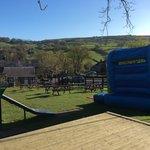 Bouncy castle all summer