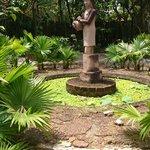 Statue of Palm Village
