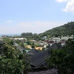 Nice, stunning view of Karon from the resort.