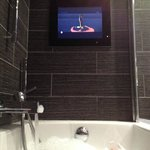 TV in bath