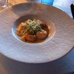 langoustines au filets bleus