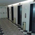 Fast and convenient elevators