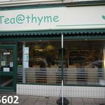 Tea at Thyme  |  12a Prospect Street, Bridlington, England