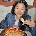 Pizzas muy buenas