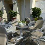tavolini terrazza colazione