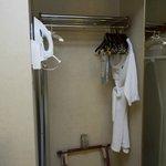 Jr Suite Closet