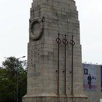 Cenotaph near Statue Square