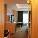 Entrance View of Room