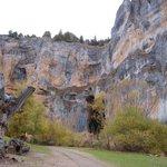 Cañon entrada cueva