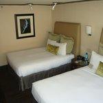 Main bedroom of room 1703